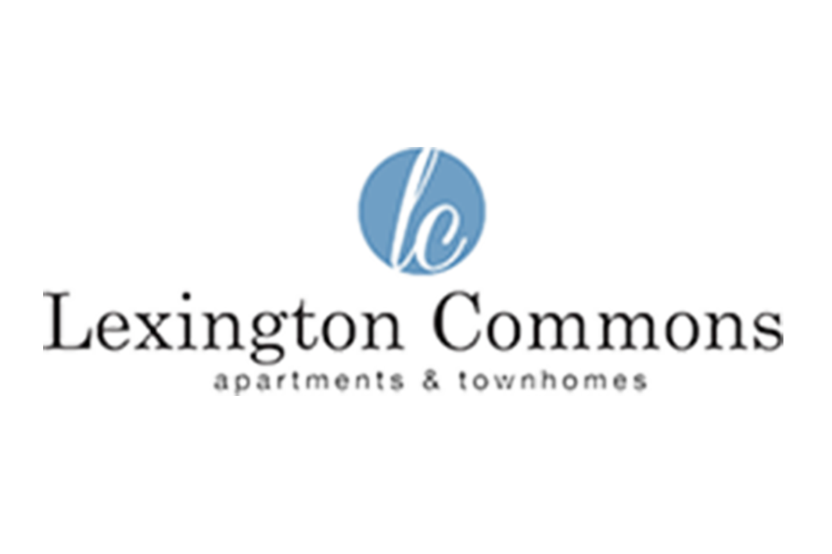 Lexington Commons Apartments and Townhomes logo
